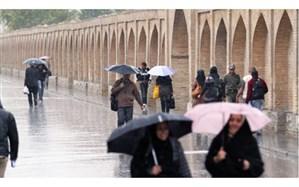 یکشنبه و دوشنبه بارشی در انتظار اصفهان