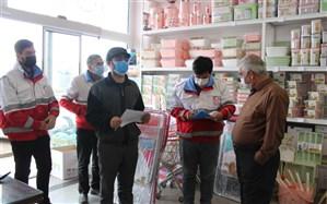 ناظران سلامت طرح شهید سلیمانی هلال احمر بر بیش از 26 هزار واحد صنفی زنجان نظارت کردند