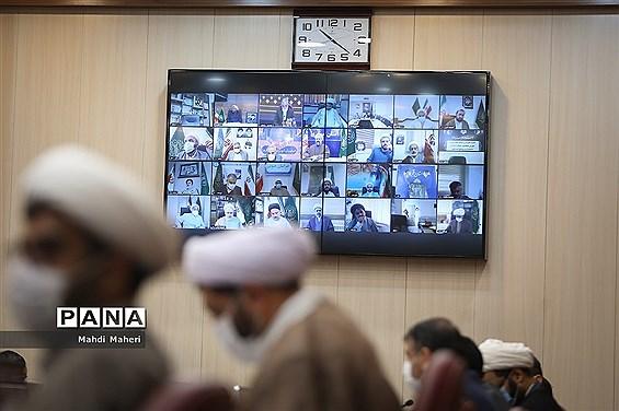 نشست ارزیابی پایانی مراسم دههٔ فجر انقلاب اسلامی و برنامهٔریزی ایام و اعیاد عظیم شعبانیه
