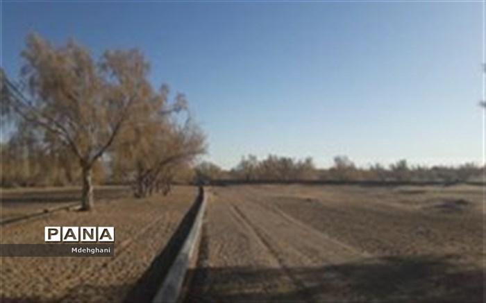 اجرای طرح آبیاری کم فشار در روستای آشتیان