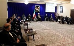 دیدار اعضای ستاد تربیتی آموزش و پرورش کردستان با نماینده ولی فقیه در استان