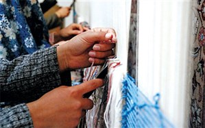 ۳۶۰۰ مترمربع فرش دستباف تولید مددجویان از سوی کمیته امداد خریداری شد