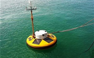 دومین بویه هواشناسی دریایی گیلان در آستارا راه اندازی شد