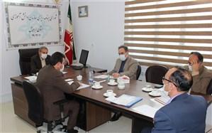 برگزاری نشست شورای برنامه ریزی سازمان دانش آموزی استان اردبیل