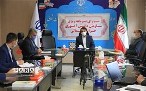 برگزاری نشست شورای برنامه ریزی سازمان دانش آموزی استان خراسان شمالی
