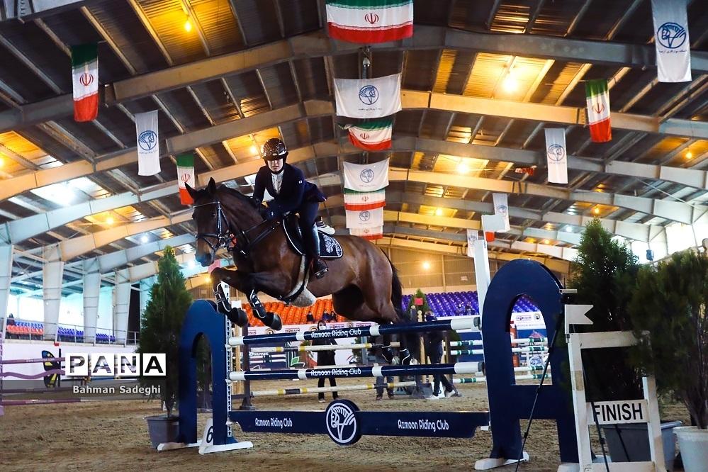 مسابقات پرش با اسب جام صدران پیشرو