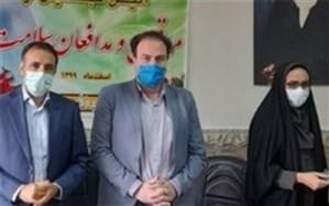 برگزاری  آئین تجلیل از مراقبین و مدافعین سلامت شهرستان قرچک