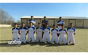 جوانان میقات الرضا ( ع) قهرمان مسابقات بزرگسالان فوتبال  چناران شدند