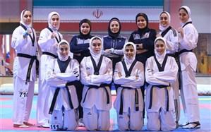 برای حضور در تورنمنت ترکیه؛ تکواندو زنان ایران دوشنبه پرواز میکند
