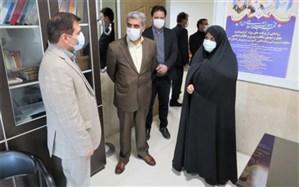 مدیرکل آموزش و پرورش البرز با کارکنان معاونت پرورشی و فرهنگی دیدار کرد