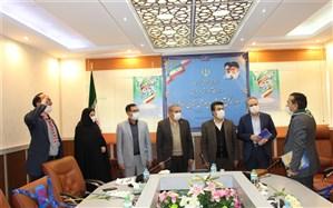 دیدار جمعی از پیشتازان با مدیرکل ورییس شورای برنامه ریزی سازمان دانش آموزی استان اردبیل