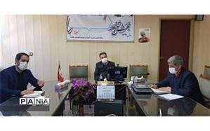 برگزاری جلسه مدیران مراکز مهارت آموزی شهرستان جاجرم