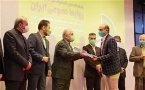 روابط عمومی برتر ایران در زمینه آموزش و فرهنگ سازی مقابله با کرونا برگزیده شد