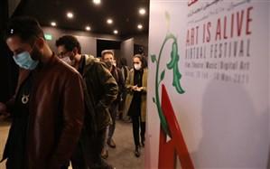گزارشی از روز پنجم جشنواره «هنر زنده است»