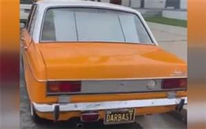 تاکسی تهران در لسآنجلس+ ویدئو