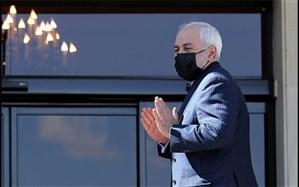 گزارش توییتری ظریف از گفتگوی تلفنی با وزیر خارجه فرانسه