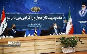 وزیر کشور: روابط ایران و عراق فراتر از توافق نامهها و تفاهم نامههاست