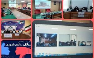 مرحله مقدماتی مسابقات ملی مناظره دانش آموزی دختران  استان بوشهر برگزار شد