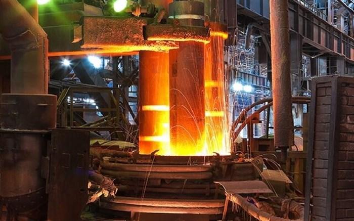 ایران جز ۱۰ کشور برتر دنیا در تولید فولاد است