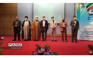 برگزاری مراسم بزرگداشت هفته امور تربیتی در حسن آباد فشافویه