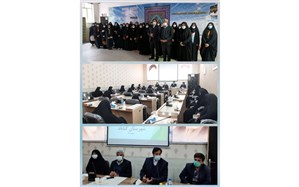 برگزاری نشست مجلس دانش آموزی  گناباد
