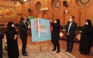 رونمایی از پوستر همایش ملی هویت کودکان ایران اسلامی در شیراز