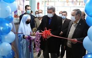 افتتاح چهل و نهمین مرکز مشاوره و توانبخشی کشور در آموزشگاه باغچه بان اردبیل