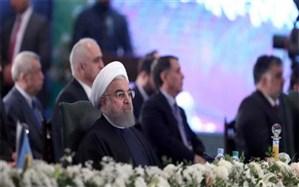 اجلاس سران اکو با حضور رئیسجمهوری اسلامی ایران برگزار شد