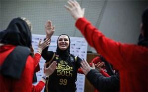 لیگ برتر بسکتبال زنان؛ مهرام به یک قدمی جام رسید
