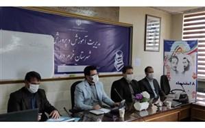 امور تربیتی تلاش برای تعلیم و تربیت اسلامی و پرورش دانش آموزان بر اساس الگوی ایرانی-اسلامی است