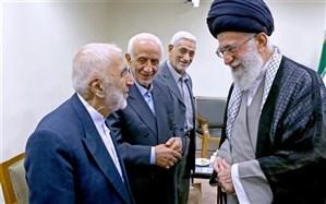 رهبر انقلاب درگذشت آقای حاج محسن آقا قلهکی را تسلیت گفتند