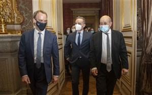 تروئیکای اروپایی: صدور قطعنامه در شورای حکام را متوقف کردیم