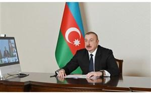 رئیسجمهوری آذربایجان:باکو،آنکارا وتهران موضع مشترکی دراجرای طرحهای حمل ونقل درمنطقه دارند