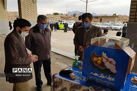 برگزاری سی و ششمین نمازجمعه سال1399درشهرستان خوسف