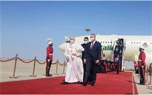 استقبال نخستوزیر عراق از پاپ
