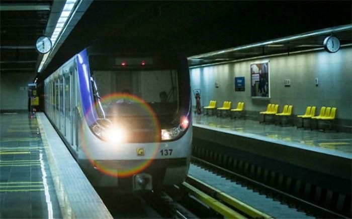 اتصال خط ۳ متروی تهران به راه آهن تا پایان سال