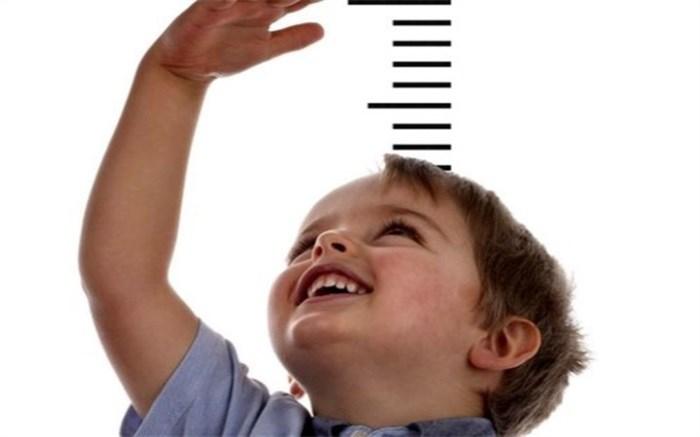 این ماده غذایی بچه شما را قد بلند می کند