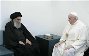 محور گفتوگوی پاپ و آیتالله سیستانی چه بود؟