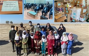 آموزش و پرورش ناحیه 4 کرج خواهرخوانده آموزش و پرورش شهرستان نیمروز سیستان شد