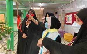 برگزاری پویش عیدی برای همه، در منطقه یک