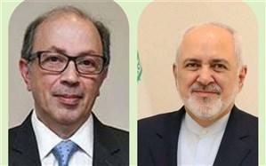 ظریف و وزیر امور خارجه ارمنستان گفتوگوی تلفنی کردند