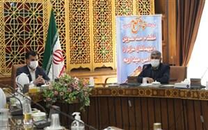 نشست صمیمی اعضای مجلس دانش آموزی استان اصفهان  با مدیرکل آموزش وپرورش استان