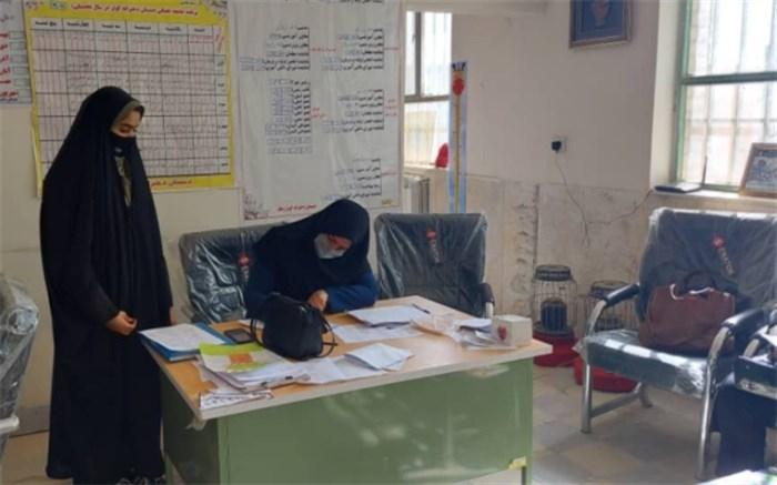 بازدید نمایندگان مجلس دانش آموزی سیستان و بلوچستان از مدارس آغاز شد