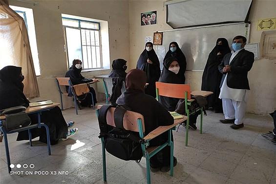 آغاز بازدید نمایندگان مجلس دانش آموزی سیستان و بلوچستان از مدارس