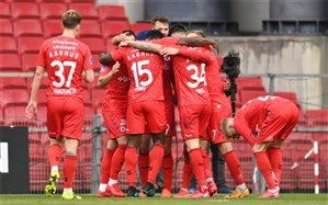 هافبک ایرانی اولین بازی در دانمارک را از دست داد