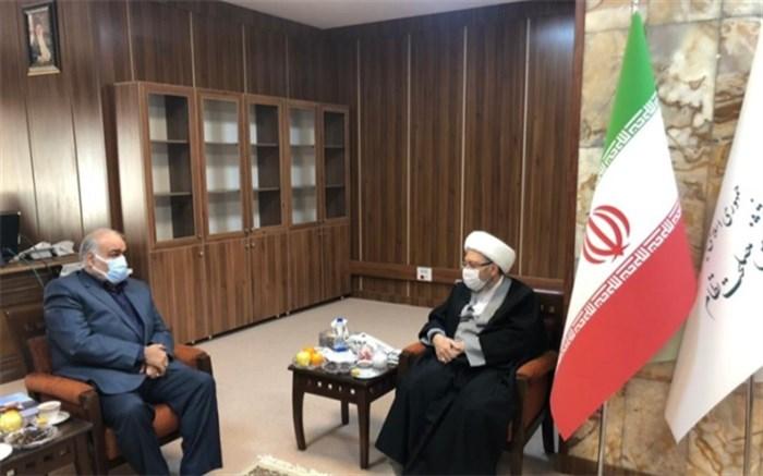 پیگیری استاندار کرمانشاه در دیدار با رییس مجمع تشخیص مصلحت نظام برای تصویب منطقه آزاد قصرشیرین