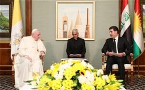 پاپ خواستار بازگشت مسیحیان به موصل شد