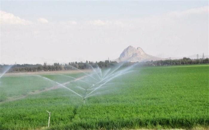 4400 هکتار اراضی کشاورزی سیستان و بلوچستان به سیستم نوین آبیاریمجهز شد