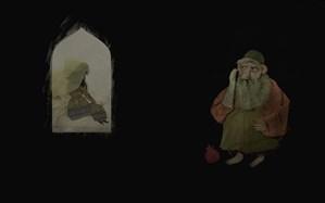 انیمیشن «آیینه خیس» ساخته شد؛ برداشتی آزاد از شعر شیخ صنعان «عطار»