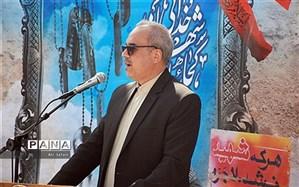 برگزاری یادواره شهدا و اردو مجازی راهیان نور در شهرری